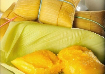 Oficina em shopping de Goiânia oferece degustação gratuita de pamonha