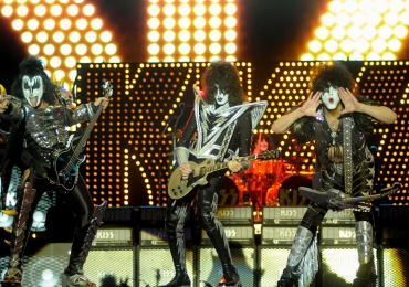 Kiss faz show em Brasília e mais cinco cidades em 2020