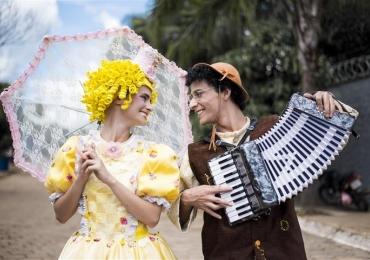 Espetáculo infantil que reúne sucessos de Luiz Gonzaga acontece em Goiânia