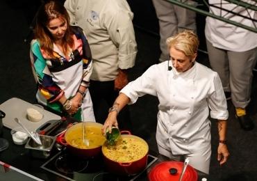 Evento gastronômico em Brasília tem aulas com chefs, degustações, oficinas para crianças e muito mais