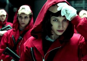 Netflix libera trailer da terceira temporada de La Casa de Papel