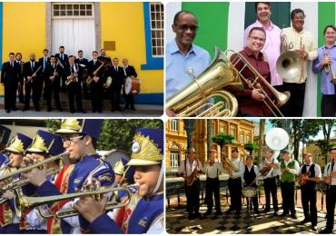 Goiânia, Anápolis e Jataí recebem o festival Sonora Brasil com entrada franca