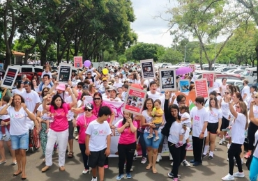 Brasília recebe quinta edição de caminhada pela inclusão