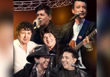 Di Paullo & Paulino, Teodoro & Sampaio e Gilberto & Gilmar realizam show em Goiânia