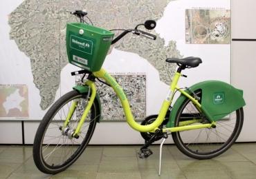 Bicicletas públicas compartilhadas entrarão em funcionamento em Goiânia no próximo dia 20 de dezembro