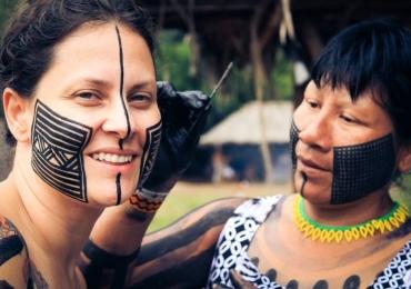 Chapada dos Veadeiros recebe projeto que promove a vivência da cultura indígena