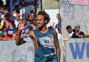 Brasília recebe torneio de futebol organizado pelo craque Neymar Jr