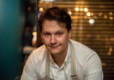 Chef Ian Baiocchi, do Íz, comanda o restaurante oficial da CASACOR Brasília 2019
