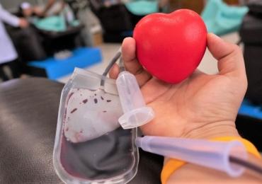 Estoque do banco de sangue do Hugol está em estado crítico; hospital pede doações