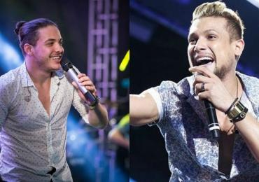 Esquenta Villa Mix 2017: Wesley Safadão e Israel Novaes dividem o palco em Goiânia