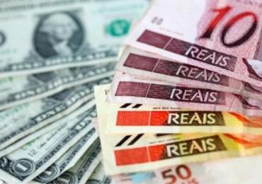 Dólar sobe para R$4,10 e bate recorde do ano