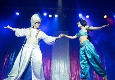 Brasília recebe musical Aladim Espetacular, baseado no clássico da Disney