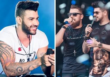 Gusttavo Lima e Zé Neto & Cristiano fazem show na abertura da Pecuária de Goiânia 2018