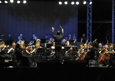 Orquestra Sinfônica do Teatro Nacional faz concerto gratuito no Cine Brasília