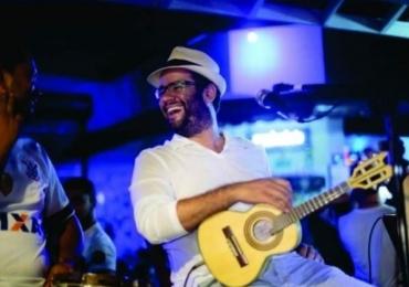 Samba raiz: Solon faz show de graça em Goiânia nesta terça-feira