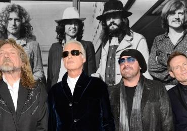 Led Zeppelin anuncia turnê e novo álbum