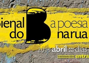 Poesia e literatura na 5ª Bienal do B a Poesia na Rua