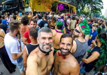 Acontece em Goiânia o Pré Carnaval colorido 'LGBT' com bloquinho discotecagem e marchinhas