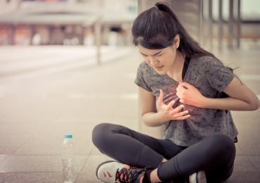 Em 2050 o infarto será 30% maior nas mulheres