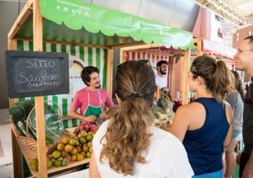Mercadinho do Brasília faz última edição do ano, com feira orgânica, oficinas, música e muito mais