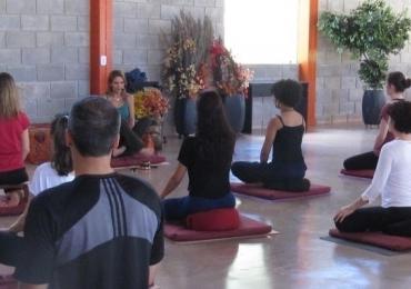 Águas Claras recebe mais uma edição de curso de autoconhecimento e meditação