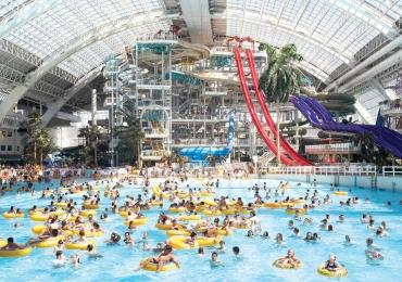 O maior shopping do EUA será em Miami e terá parque aquático com de diversão dentro