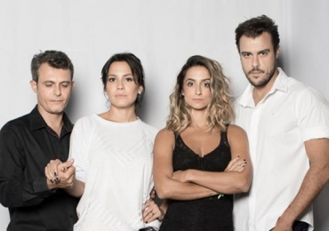 Espetáculo 'Por Isso Fui Embora', com Joaquim Lopes e Juliana Knust, chega a Goiânia