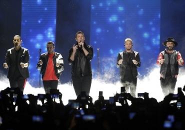Turnê do Backstreet Boys passa por Uberlândia em 2020