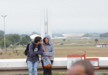 Frio volta esta semana em Brasília com mínima de 11 graus