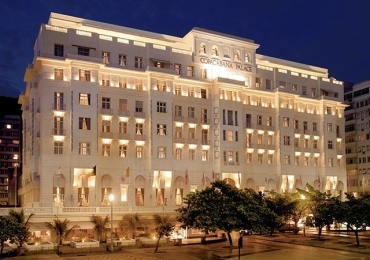 Louis Vuitton compra Copacabana Palace por US$ 3,2 bilhões