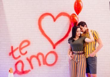 Shopping Cerrado cria ambientes para tirar fotos românticas com seu parceiro em Goiânia