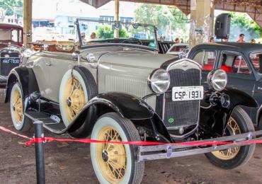 Goiânia recebe encontro de carros antigos com entrada gratuita