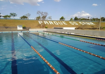 Com piscina reinaugurada, Parque do Sabiá tem mais de 600 vagas para atividades aquáticas em Uberlândia