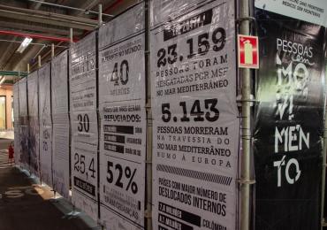 Goiânia recebe exposição dos Médicos Sem Fronteiras sobre as experiências vividas por refugiados no mundo