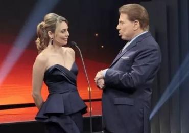 Silvio Santos dá bronca em Rachel Sheherazade e Danilo Gentili no Troféu Imprensa; veja o vídeo
