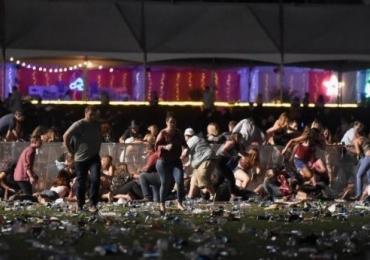 Mais de 50 pessoas morrem em Las Vegas no maior ataque a tiros da história dos EUA