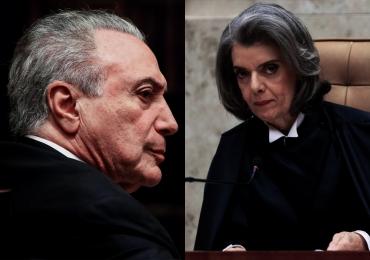 Ministra Carmem Lúcia assume presidência durante de viagem de políticos nesta sexta-feria (13)