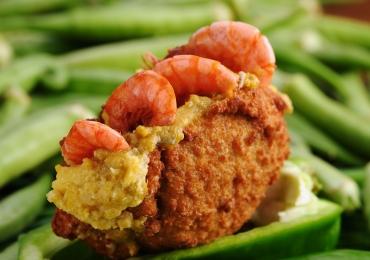 Onde comer acarajé em Goiânia