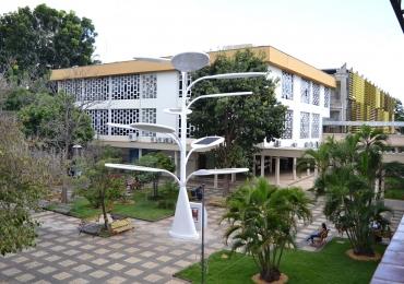 IFG Goiânia inaugura primeira árvore solar da cooperação em Goiás