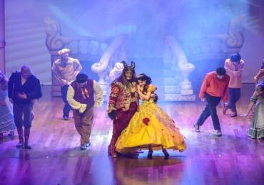 Espetáculo A Bela e a Fera volta aos palcos com megaprodução em Uberlândia