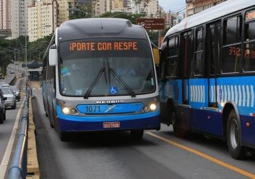 Protesto de motoristas paralisou a operação do Eixo Anhanguera em Goiânia