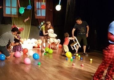 Teatro infantil neste fim de semana em Brasília