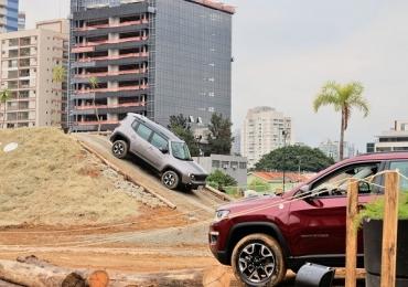 Arena Jeep com pista off-road oferece experiência radical em Uberlândia