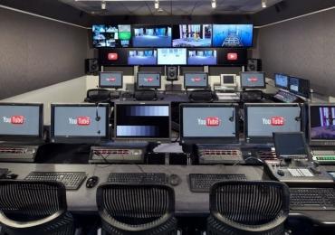 Google inaugura no Rio o YouTube Space 'mais moderno do mundo'
