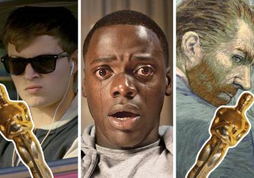 12 filmes indicados ao Oscar que você pode assistir quando e onde quiser pelo Now