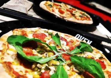 Pizzaria inaugura em Brasília com promoção