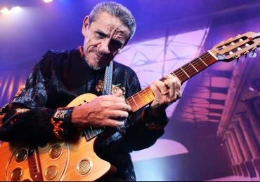 Zé Ramalho apresenta show especial de 40 anos de música em Brasília
