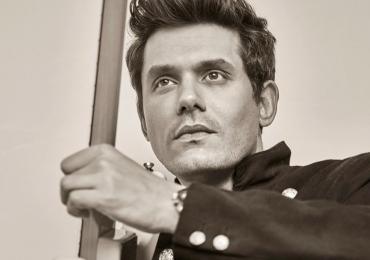 John Mayer faz show no Rio de Janeiro