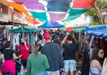 Goiânia recebe o maior encontro de brechós do país com roda de samba, gastronomia e entrada gratuita