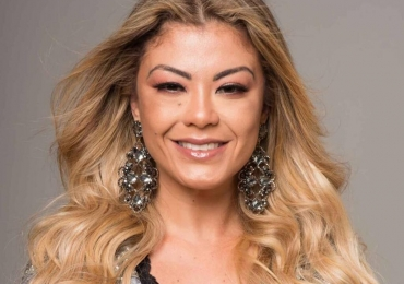 Cantora Luka, do hit 'Tô Nem Ai' faz show em Goiânia